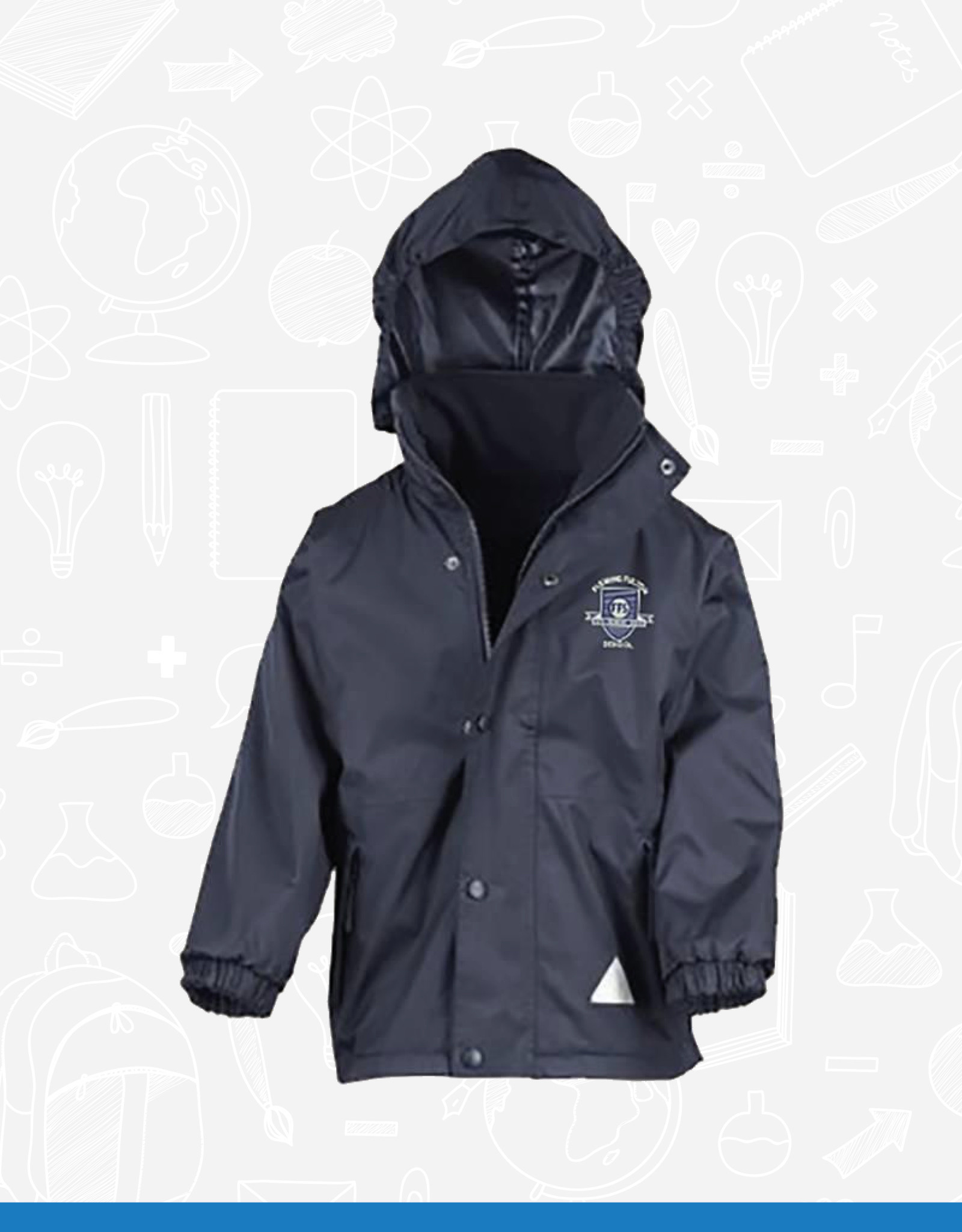 Result Fleming Fulton Primary Jacket (RS160)