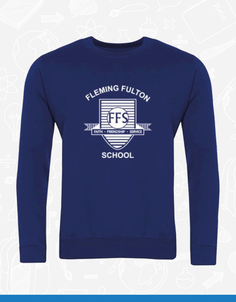 Banner Fleming Fulton Primary Sweatshirt (3SD)