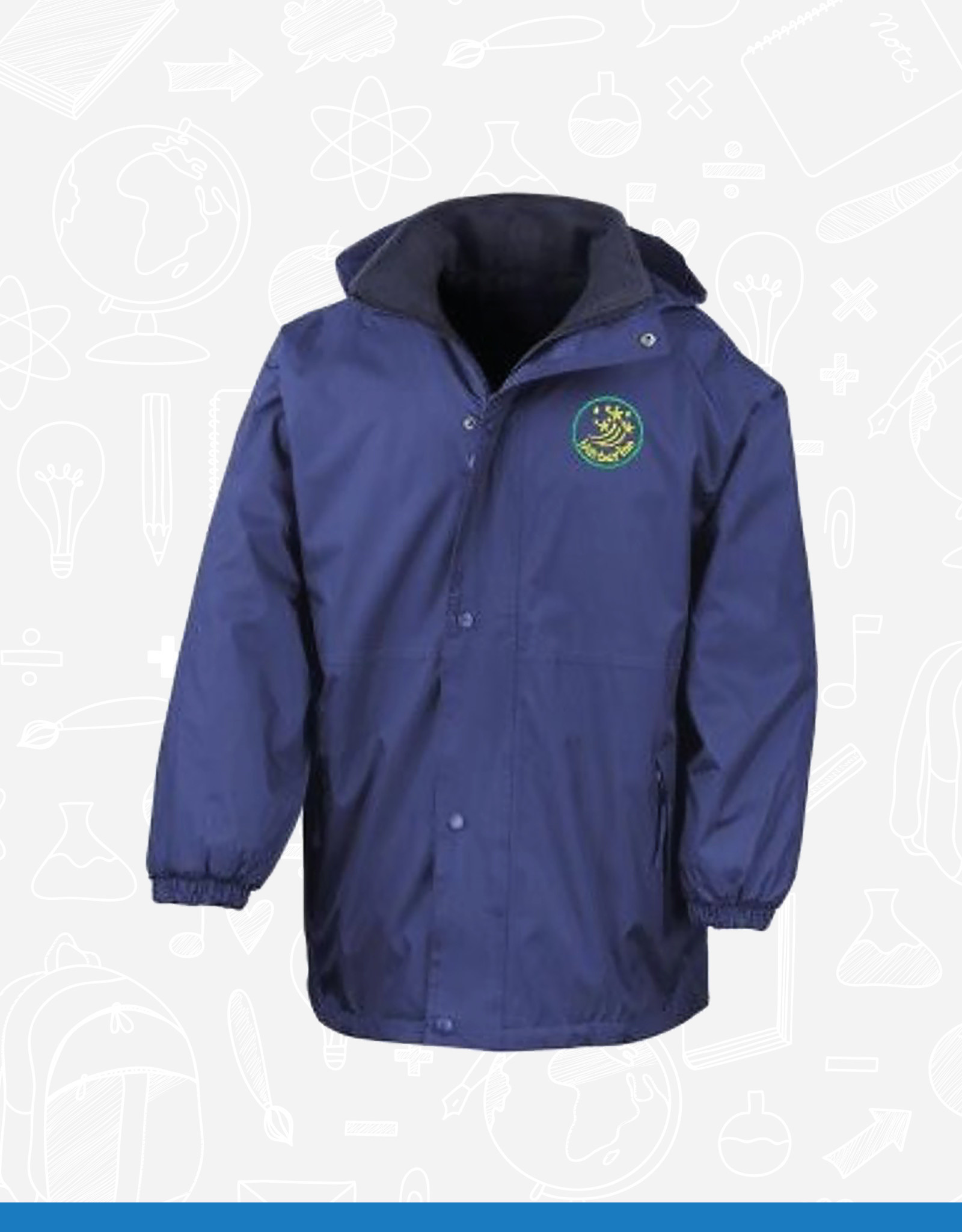 Result Harberton  Jacket (RS160)