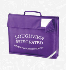 Quadra Loughview Book Bag (QD51)