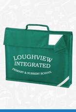 Quadra Loughview Book Bag (QD51)