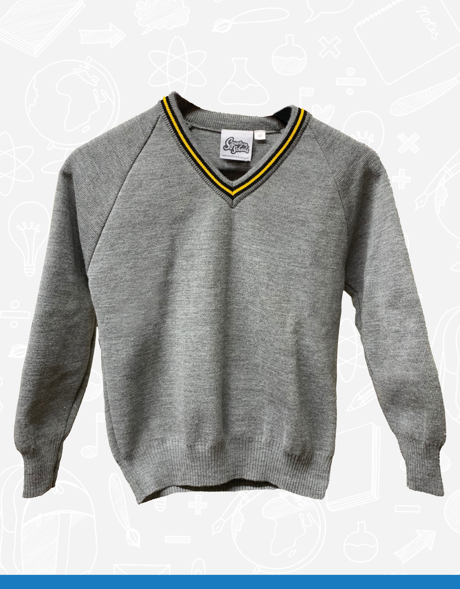 Hunter Kilmaine Primary Sweater