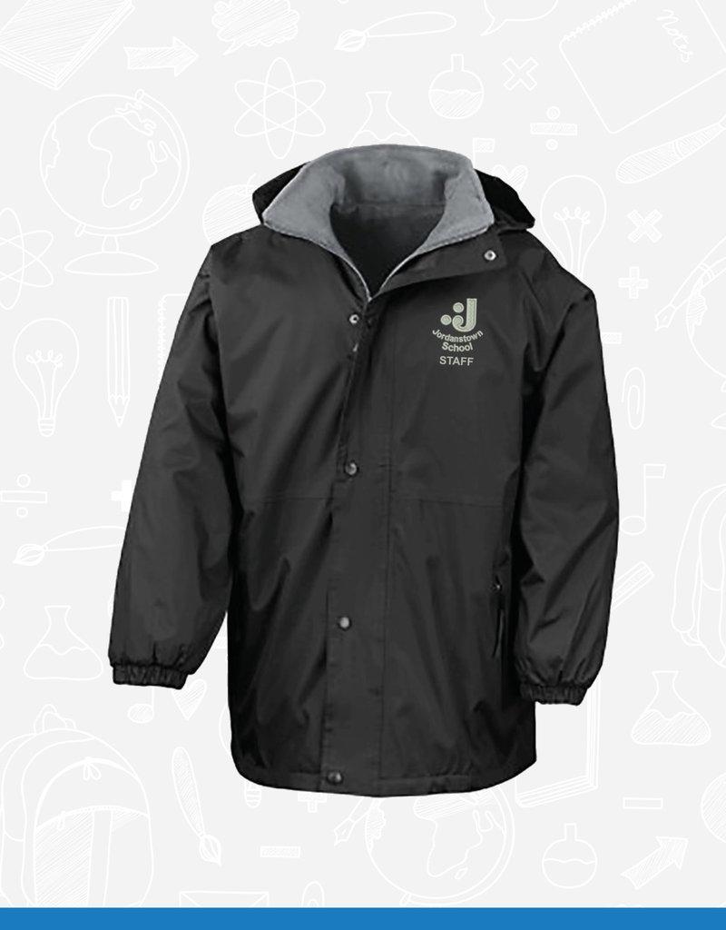 Result Jordanstown Staff Jacket (RS160)