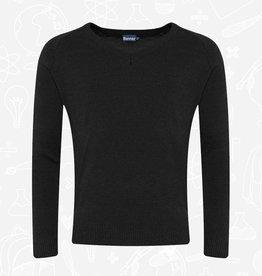 Banner Cotton/Acrylic V-Neck (1WP) (BEL)