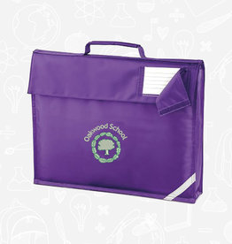 Quadra Oakwood School Book Bag (QD51)