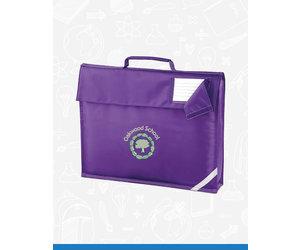 Quadra Oakwood School Book Bag Qd51