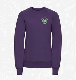 Jerzees Oakwood School Sweatshirt (762B)