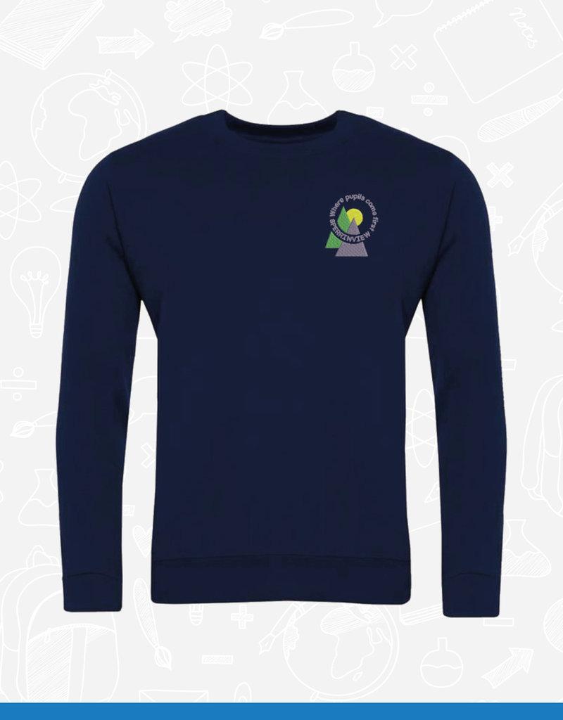 Banner Sperrinview School Sweatshirt (3SD)