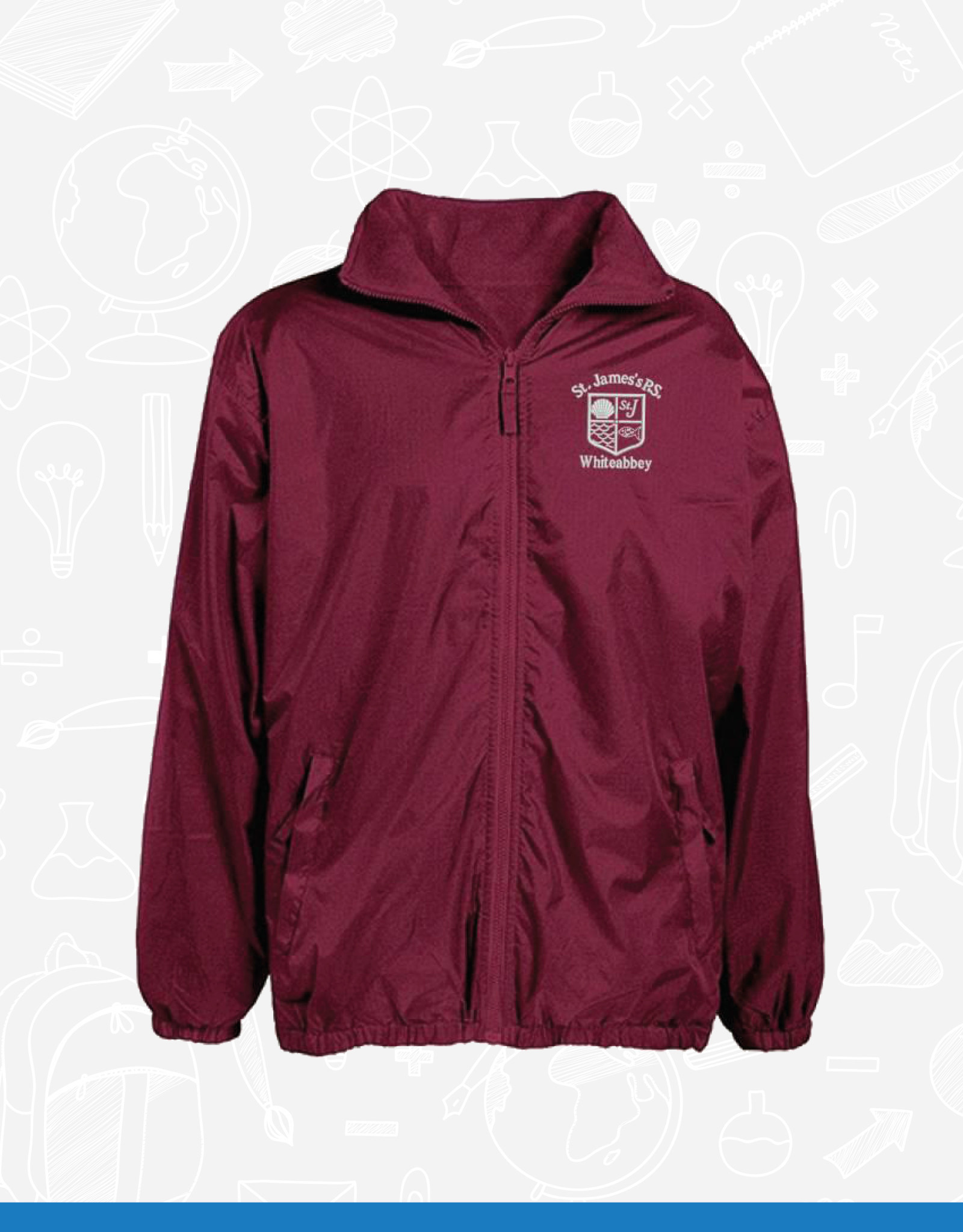 Banner St James's Primary Jacket (3JM)
