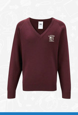 Banner St James's Primary V-Neck Sweater (1WP)