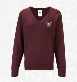 Banner St James's Primary V-Neck Sweater (1WP)