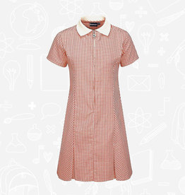 Banner Avon Zip Gingham Dress (913104) (BEL)