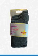 MagicFit Long Socks (3 Pack) (15R/SG) (BAN)