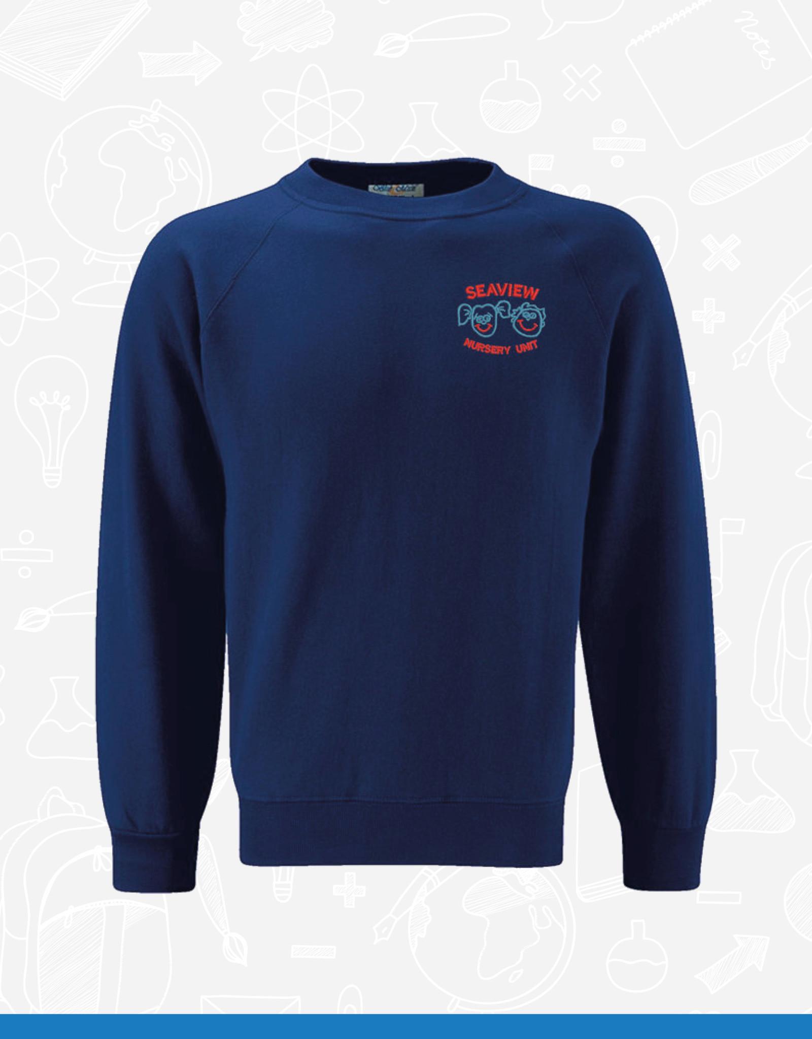 Banner Seaview Nursery Sweatshirt (3SR)