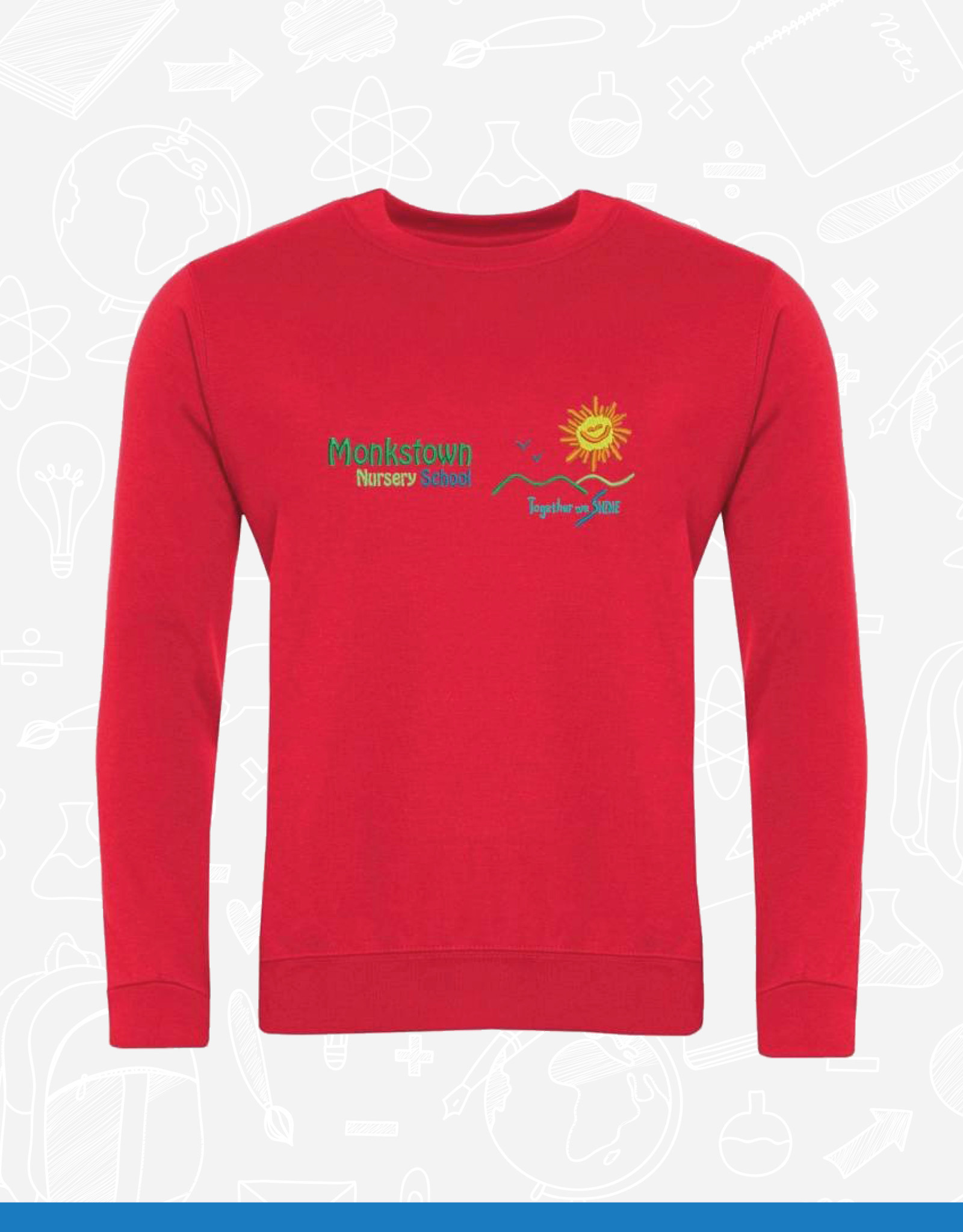 Banner Monkstown Nursery Sweatshirt (3SD)
