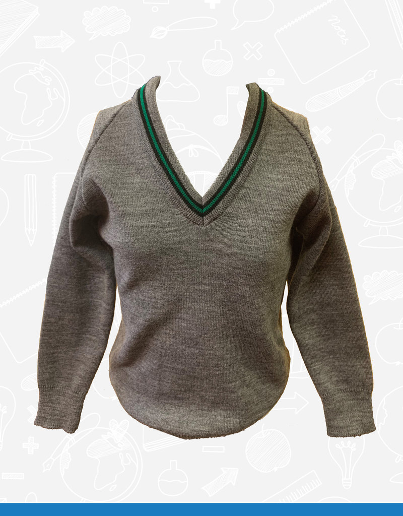 Hunter St Malachy's Primary Sweater
