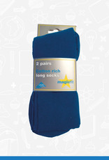 MagicFit Long Socks (2 Pack) (15/RO/2) (BAN)