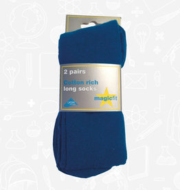 MagicFit Long Socks (2 Pack) (15/RO/2) (BAN)