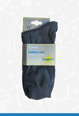 MagicFit Short Socks (2 Pack) (36/SG/2) (BAN)