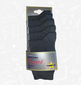 MagicFit Short Socks (5 Pack) (BAN)