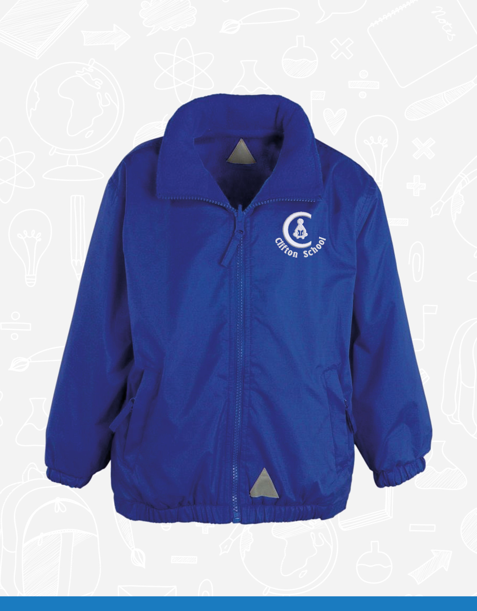 Banner Clifton School Jacket (3JM)