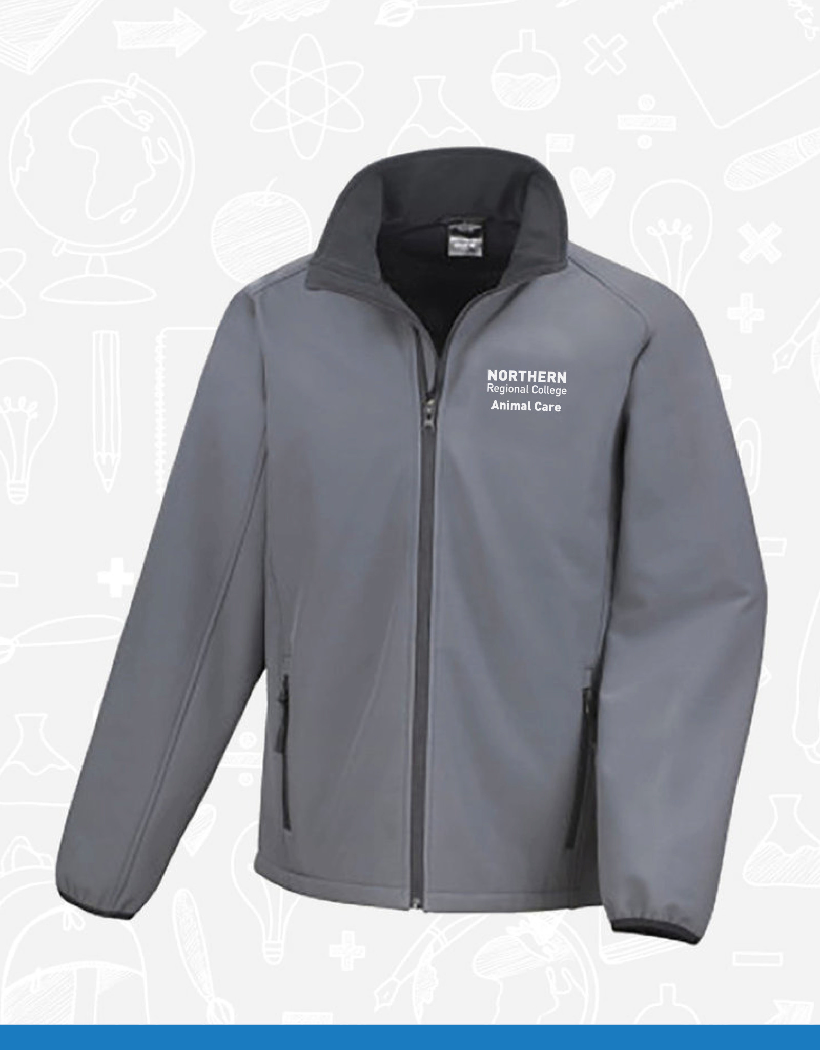Result NRC Animal Care Jacket (RS231M)