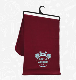 William Turner Castle Gardens Fleece Scarf (FS99)