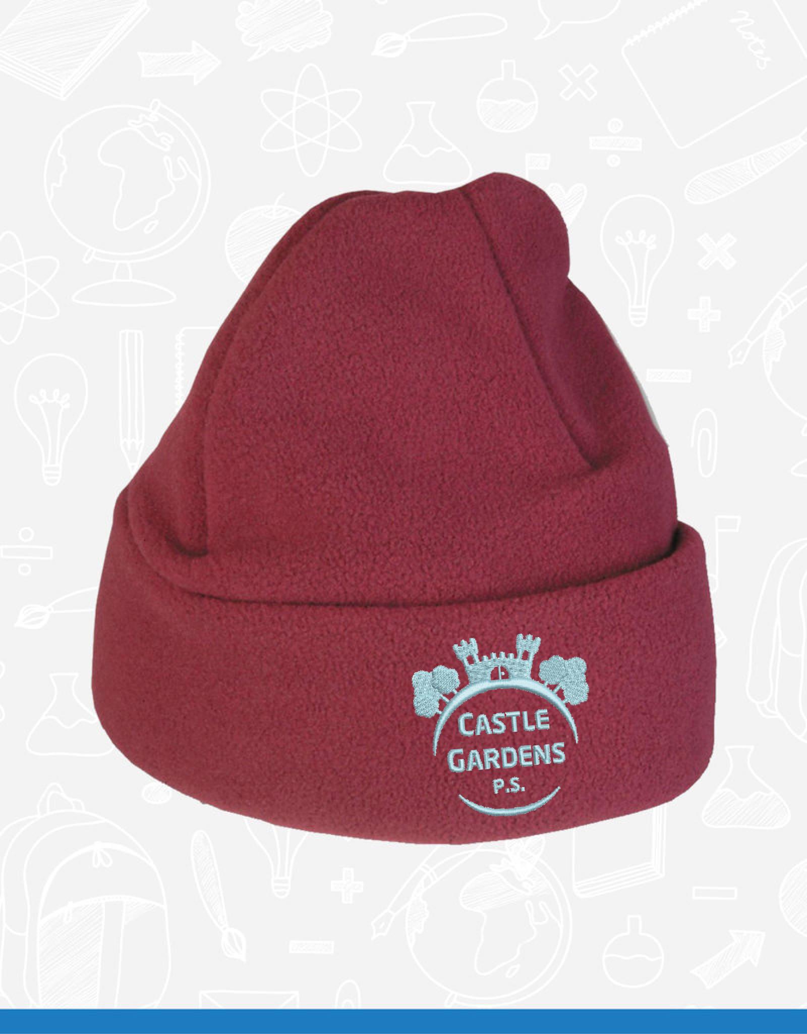 William Turner Castle Gardens Fleece Hat (FH99)