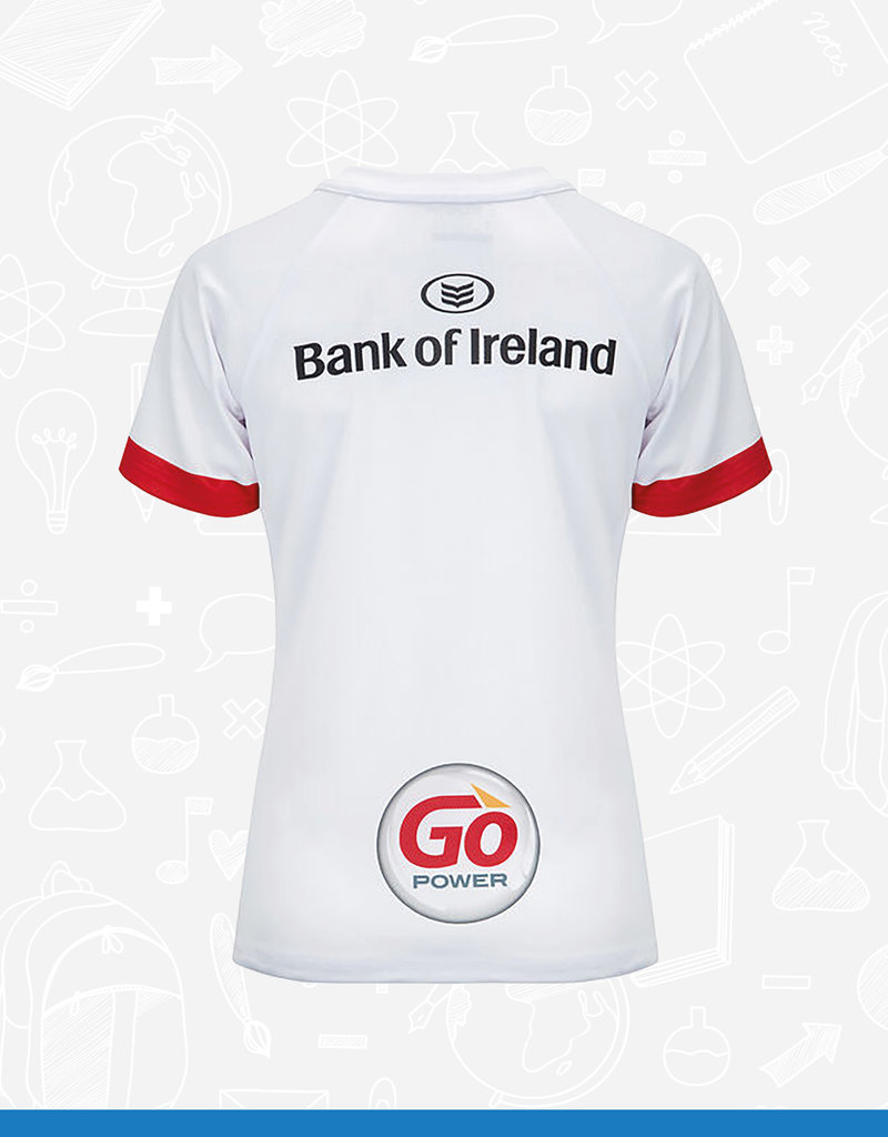 Kukri Ulster Rugby Ladies Replica Jersey HOME 2019/2020