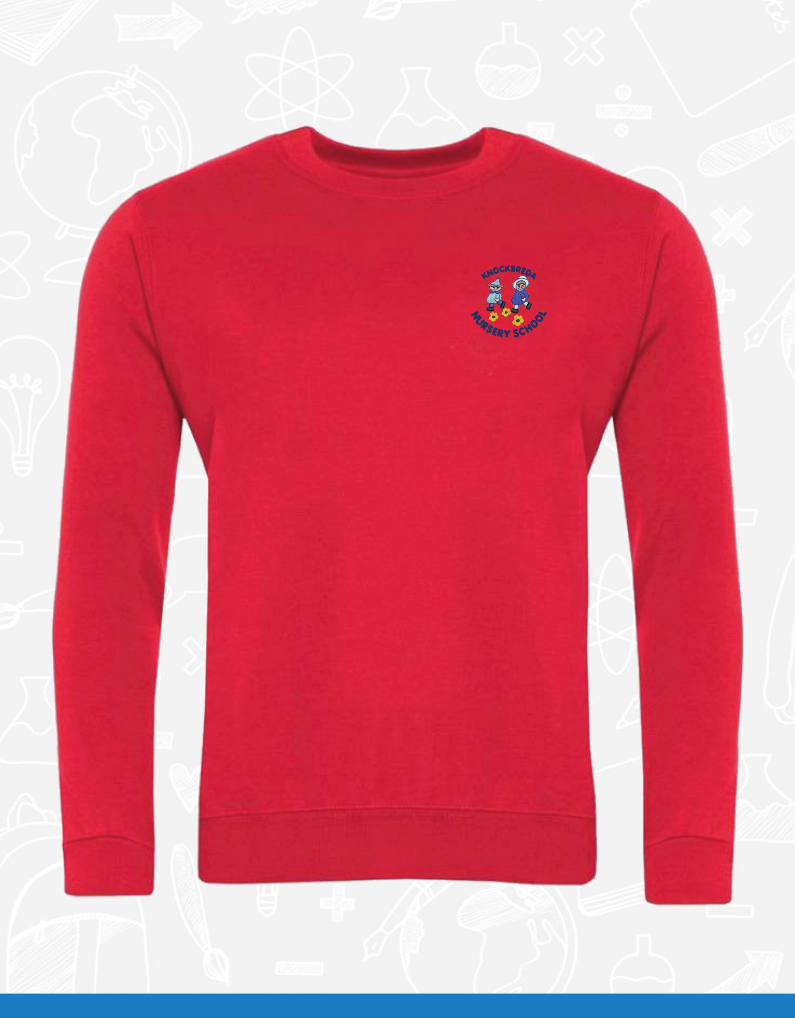 Banner Knockbreda Nursery Sweatshirt (3SD)