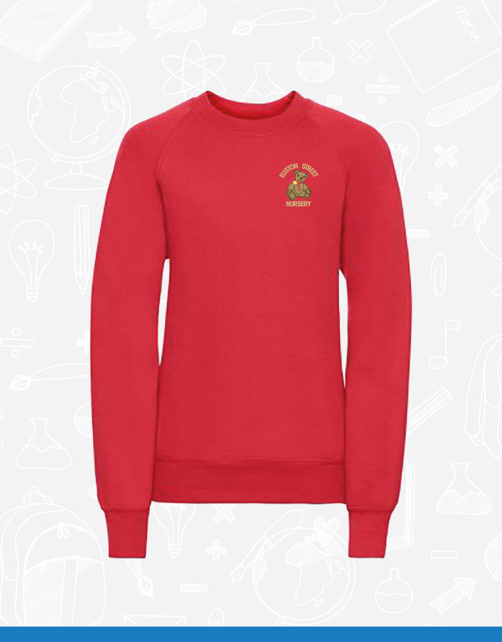 Jerzees Euston Street Nursery Sweatshirt (762B)