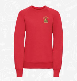 Jerzees Euston Street Nursery Sweatshirt (762B)