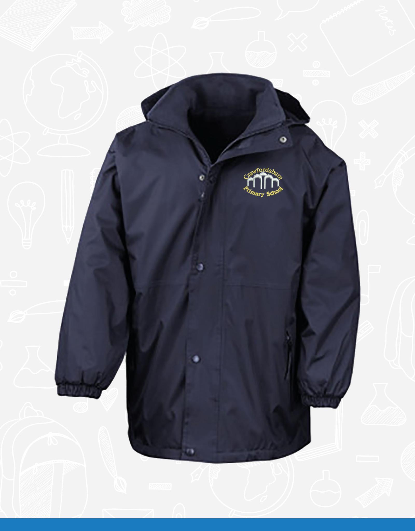 Result Crawfordsburn Waterproof Jacket - Adult (RS160)