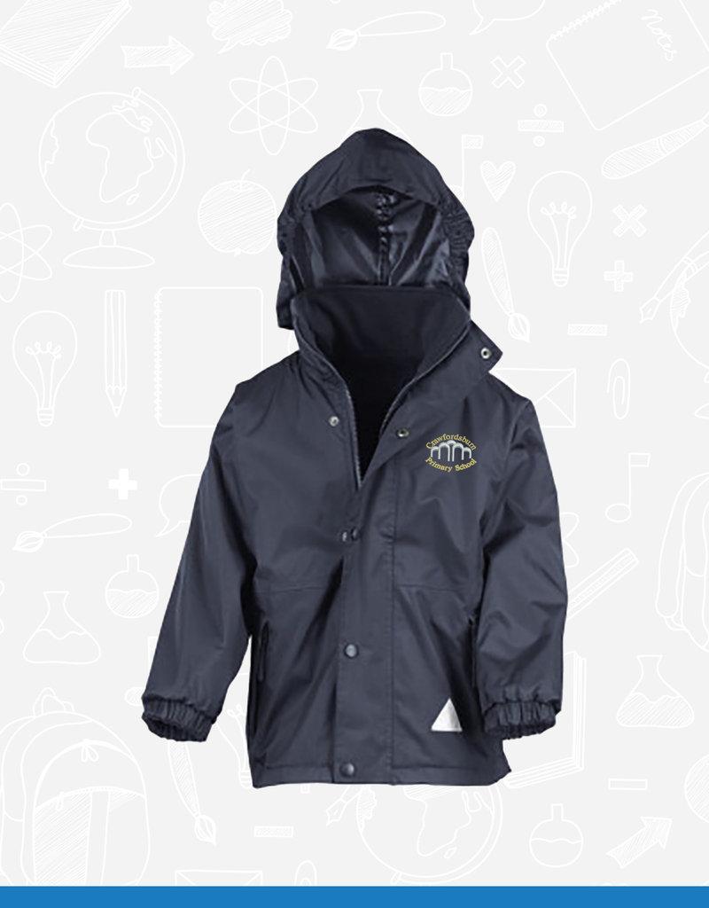 Result Crawfordsburn Waterproof Jacket - Kids (RS160B)