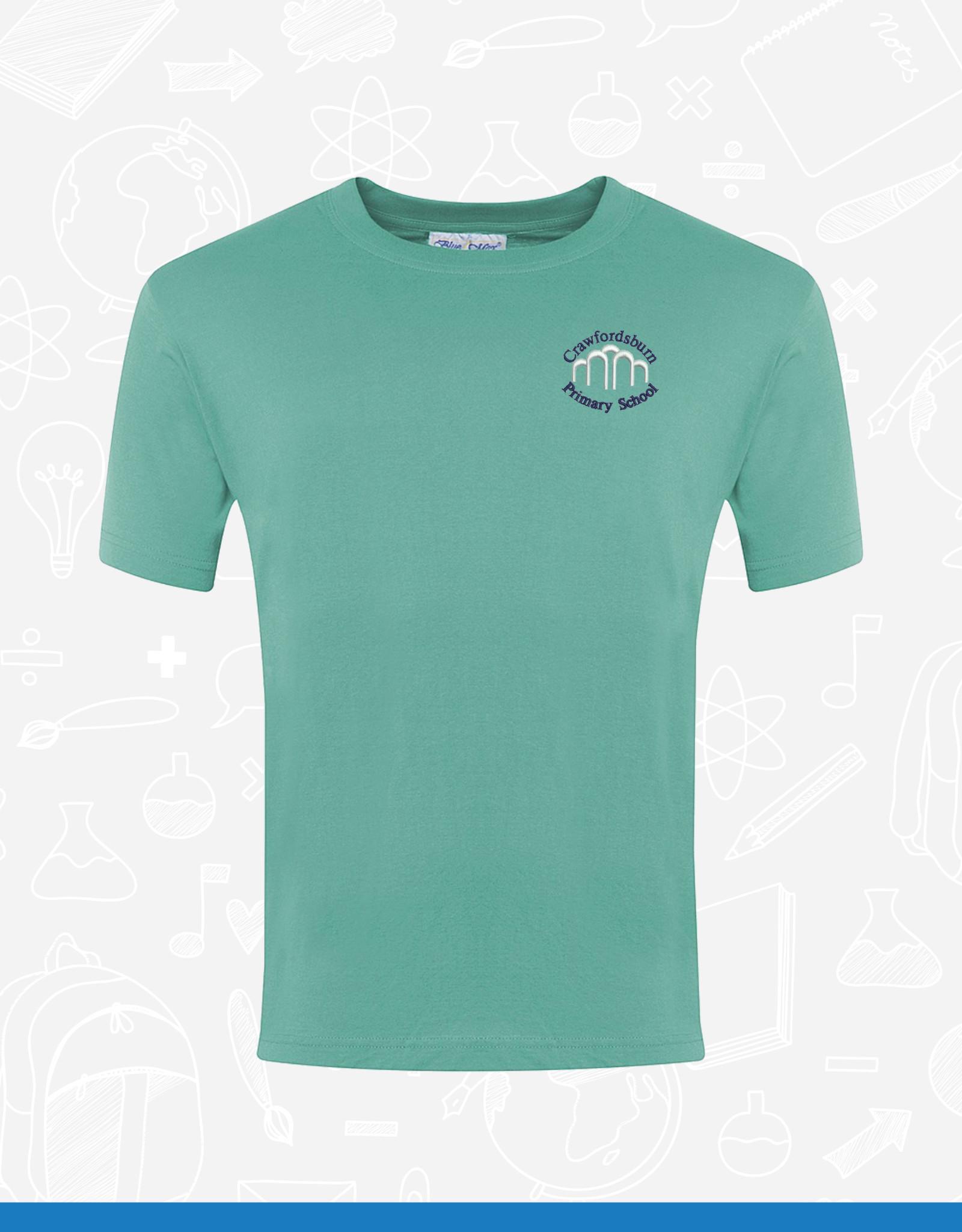 Banner Crawfordsburn PE T-Shirt (3TC)
