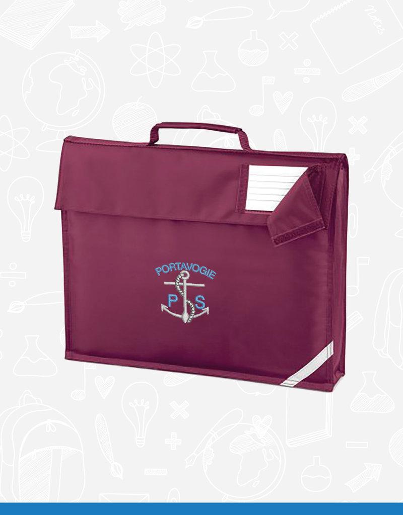 Quadra Portavogie Primary Book Bag (QD51)