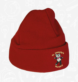 William Turner St Malachy's Nursery Fleece Hat (FH99)
