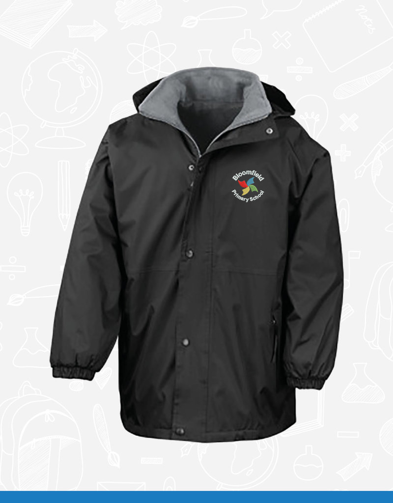 Result Bloomfield Primary Jacket - Adult Sizes (RS160)