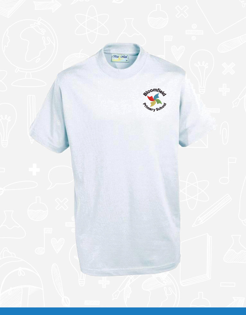 Banner Bloomfield P1-P4 PE T-Shirt (3TC)