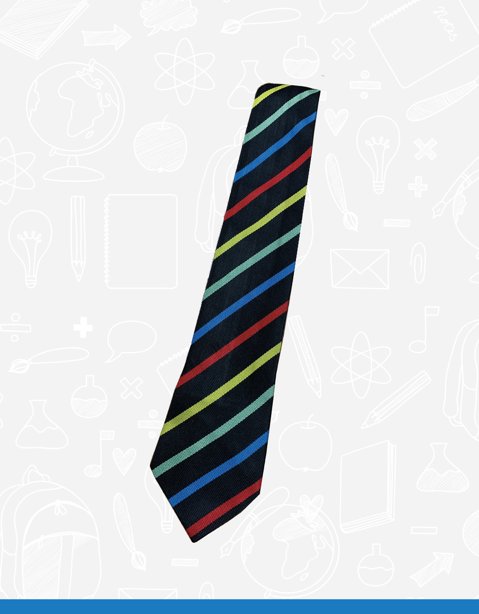 William Turner Bloomfield Primary Tie (6845)