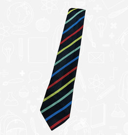 TSW Ties Bloomfield Primary Elasticated Tie (6845EL)