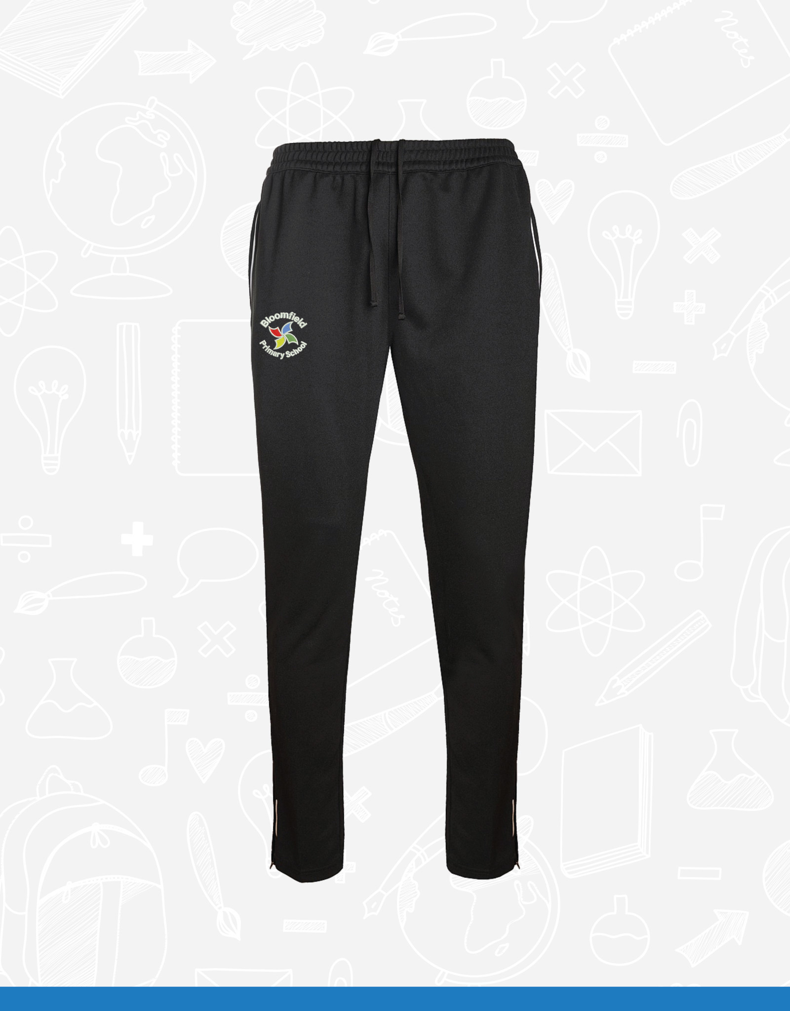 Banner Bloomfield PE Tracksuit Bottoms (111885)