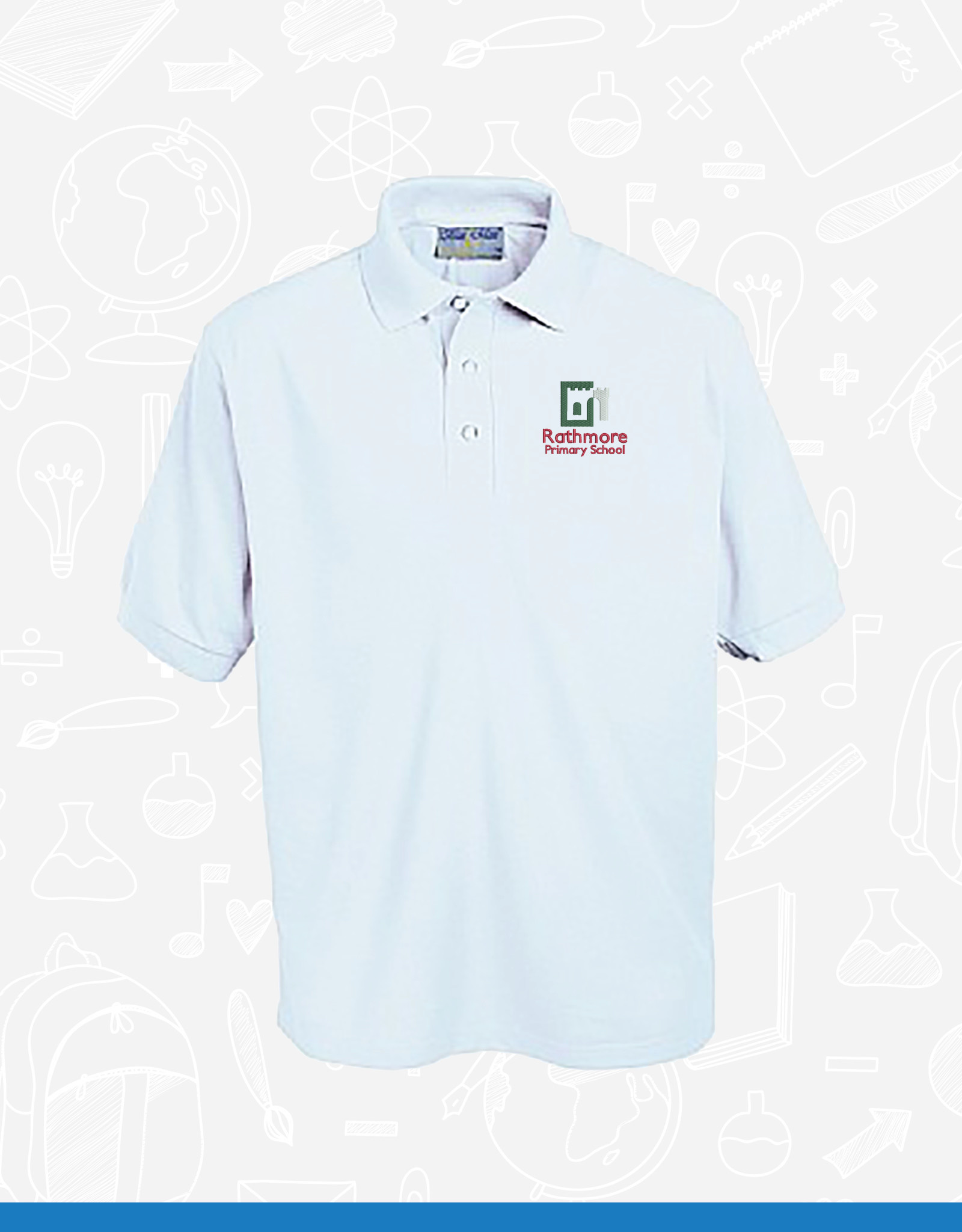 Banner Rathmore Primary Polo Shirt (3PP)