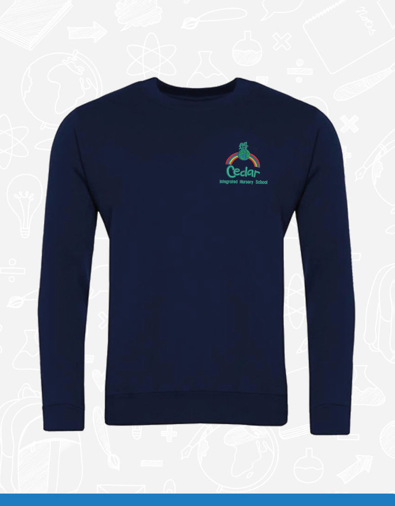 Banner Cedar Integrated Nursery Sweatshirt (3SD)
