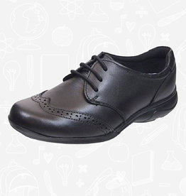 Term Summer Leather School Shoe
