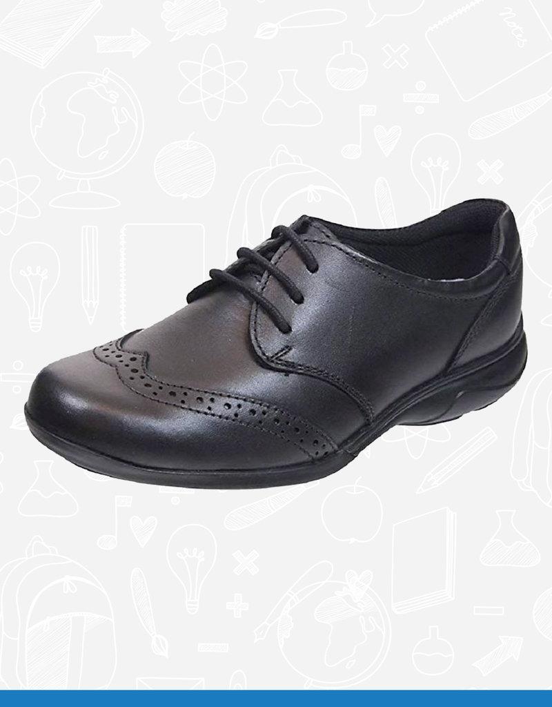 Term Summer Leather School Shoe (BAN)