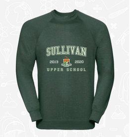 Jerzees Sullivan Upper Leavers 762M Sweatshirt 2020