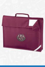 Quadra Clandeboye Book Bag (QD51)