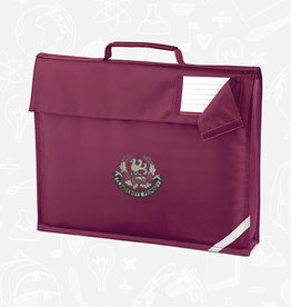 Quadra Clandeboye Book Bag (QD51)