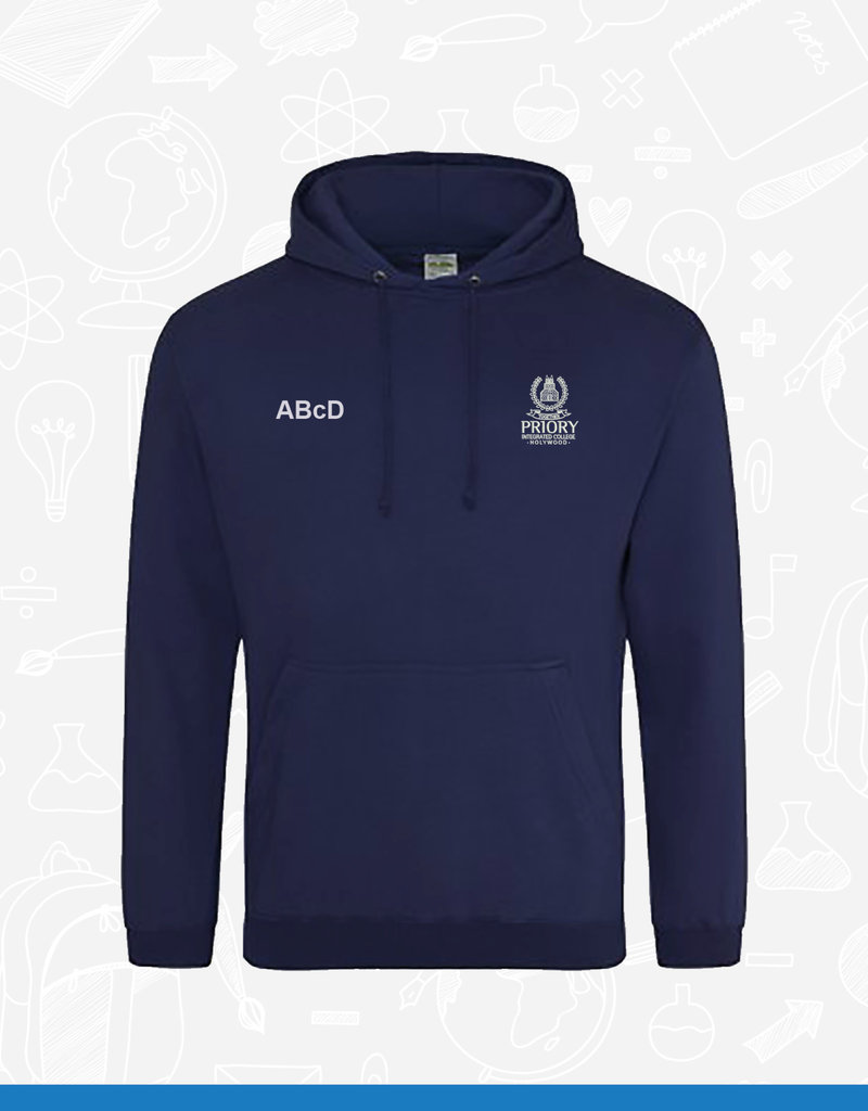 AWDis Priory College YEAR 12 Leavers Hoodie 2020